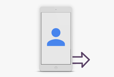 Move Android Contacts to a new smartphone