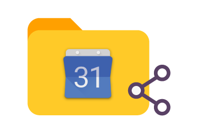 Manage permissions of shared Google Calendar