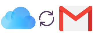 Sync iCloud with Gmail
