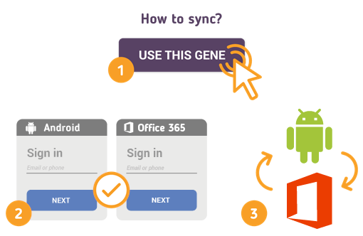 How to Sync Android Contacts with Office 365?