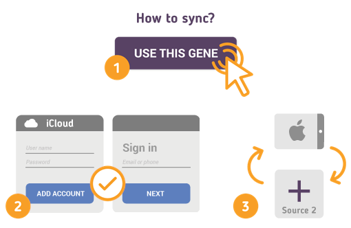 How to Synchronize your iPad with SyncGene?