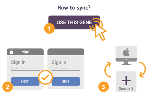 How to Synchronize your Mac with SyncGene?